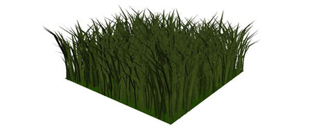 Wild Grass: 21004 points, 15002 faces