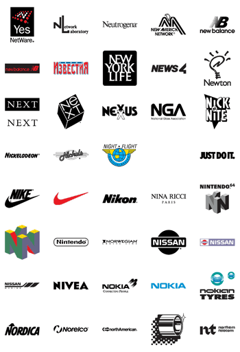 free vector logos famous company logos and trademarks