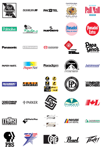organization logos starting with p