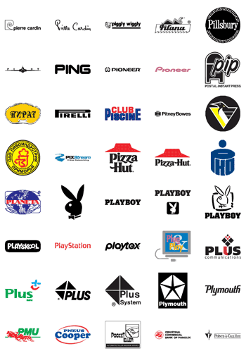 Company Logos That Start with P