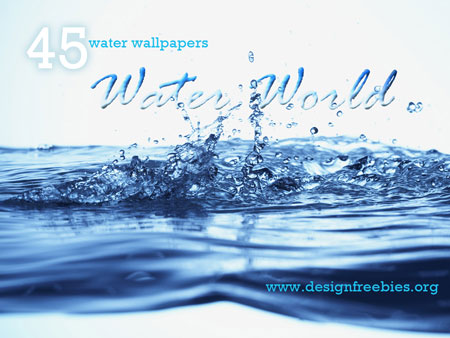 wallpapers water drops. water-world-45-water-