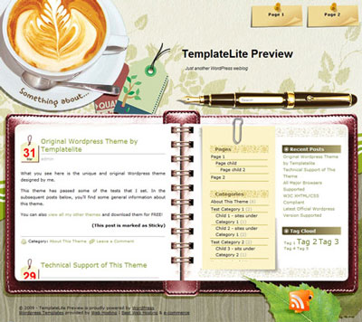 coffee-desk-free-wordpress-theme