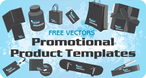 free-vector-promotional-product-giveaways-templates