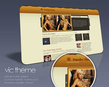 vic-free-wordpress-theme
