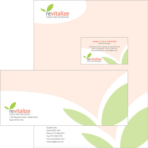 Free InDesign Templates Business Cards Letterheads And Envelopes - Business card template for indesign