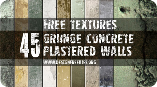 free-textures-grunge-concrete-plastered-walls