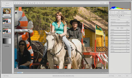 Adobe Camera RAW for Beginners: Basic Adjustments