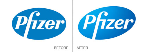 Pfizer Wallpapers: Top 45 Logo Re-branding Of 2009: Plus The Latest On The