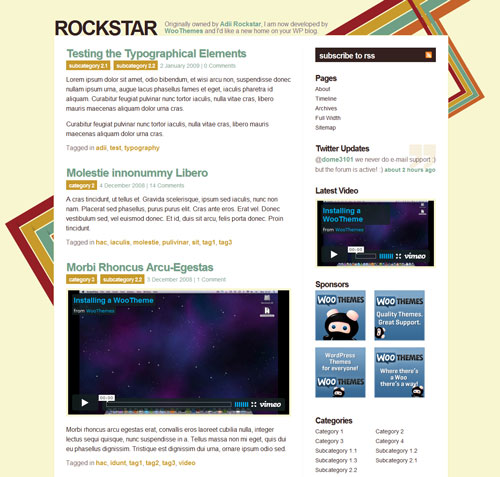free-rockstar-wordpress-theme
