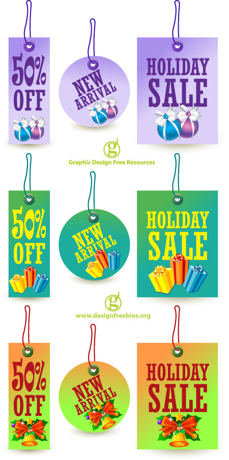 vector-christmas-sale-labels-tags