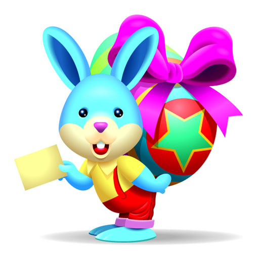 free clipart easter bunny - photo #47