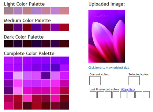 Color Wheel To Create Color Schemes And Combinations For