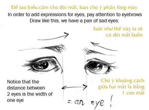 How to draw human face 5