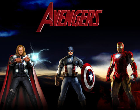The Avengers 2012 movie artwork 7