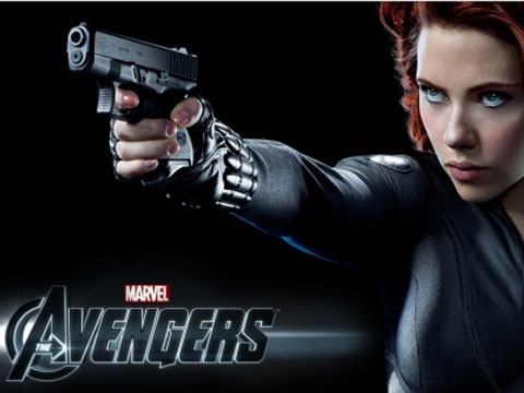 The Avengers 2012 movie wallpaper 12