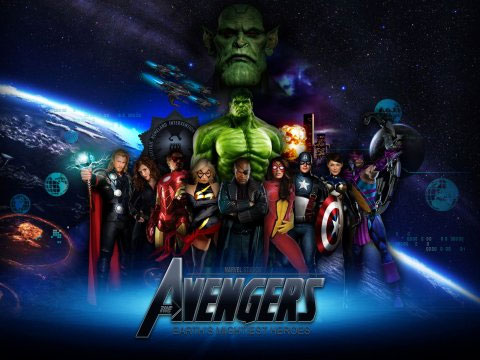 2012 Awesome Collection of The Avengers Movie Wallpapers ...2012 Movie Wallpaper