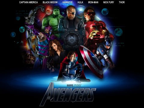 The Avengers 2012 movie wallpaper 5