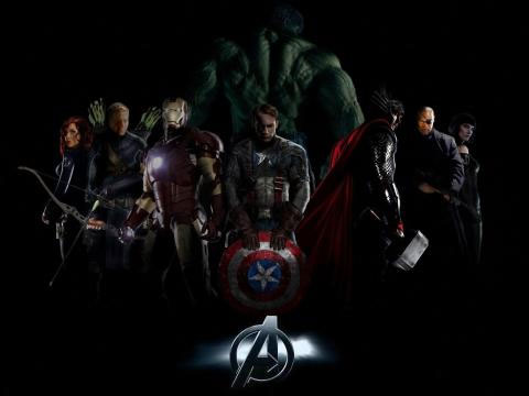 The Avengers 2012 movie wallpaper 6