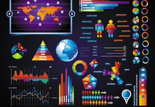 Free Infographic Templates and Visual Elements 8