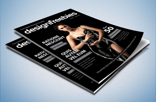 free exclusive adobe indesign magazine template v 2.html