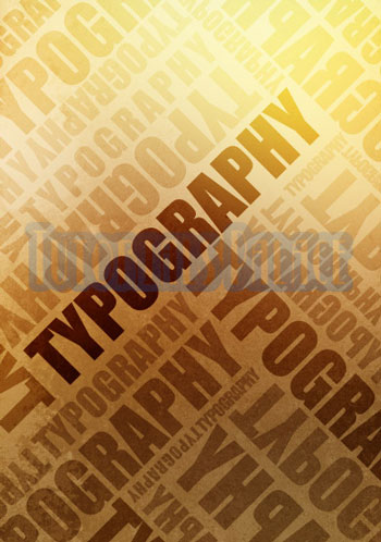 creative typographic design tutorial 2