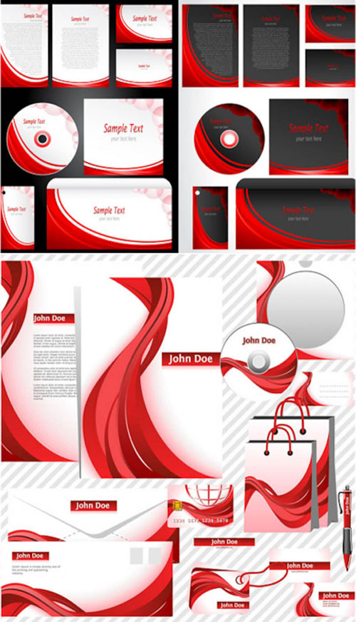 ultimate collection of free corporate identity templates, Powerpoint templates
