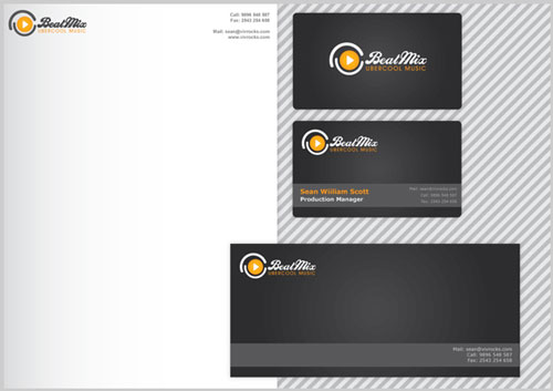 ultimate collection of free corporate identity templates