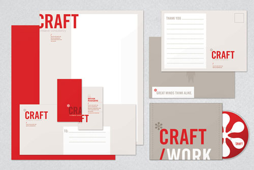 Craft Free Branding Kit