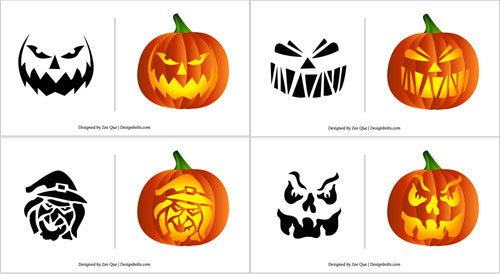 2012 halloween vector collection 2