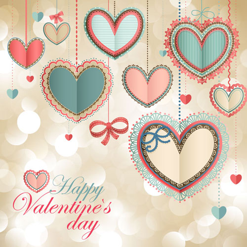 2013 Free Valentine Vector Pack 11