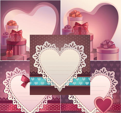 2013 Free Valentine Vector Pack 15