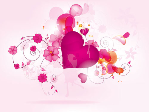 2013 Free Valentine Vector Pack 2