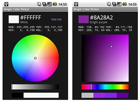 Magic Color Tools Android apk app