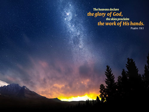 Psalm 19 Inspirational Lenten Christian HD Desktop wallpapers