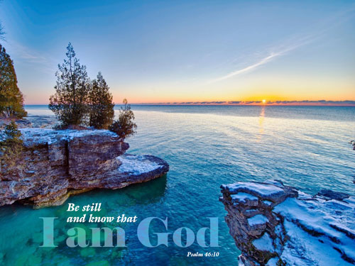 Psalm 46 Inspirational Lenten Christian HD Desktop wallpapers