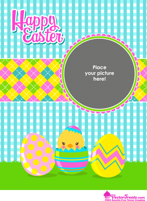 2013 Free easter vector 2