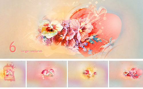 Free pastel texture backgrounds 5