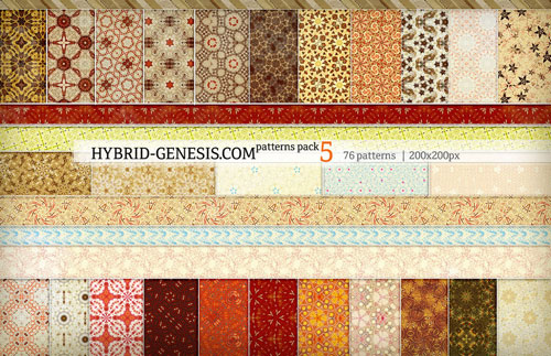 Free Photoshop pattern pat 10