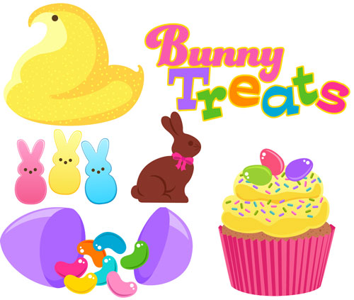 Free easter vector 2013 8
