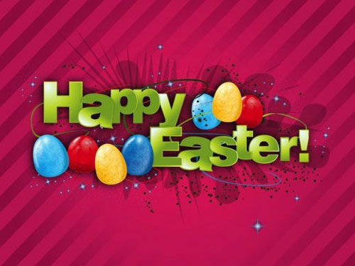 Free easter vector 2013 9