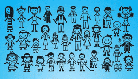 Free vector doodles and sketches 12