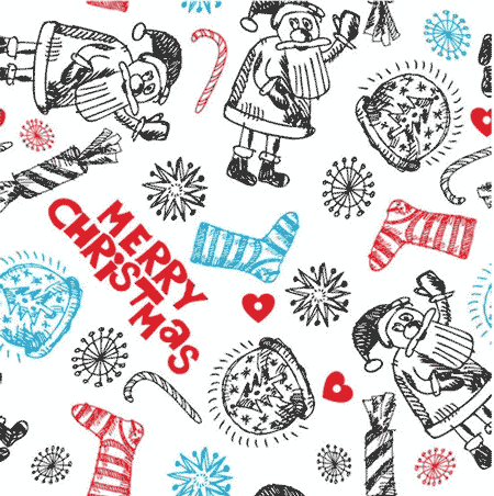 Free vector doodles and sketches 15
