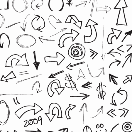 Free vector doodles and sketches 3