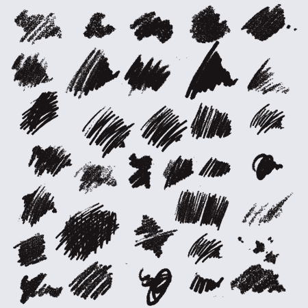 Free vector doodles and sketches 5