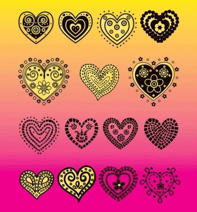 Free vector doodles and sketches 8