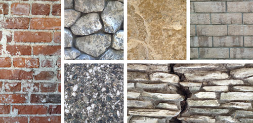 95 Free Stone & Brick Textures for Digital Painting