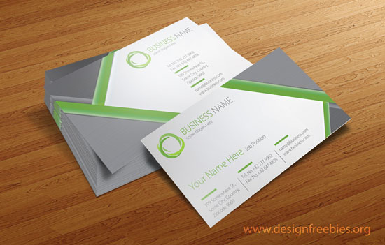 2014 free vector business cards vol.1-1