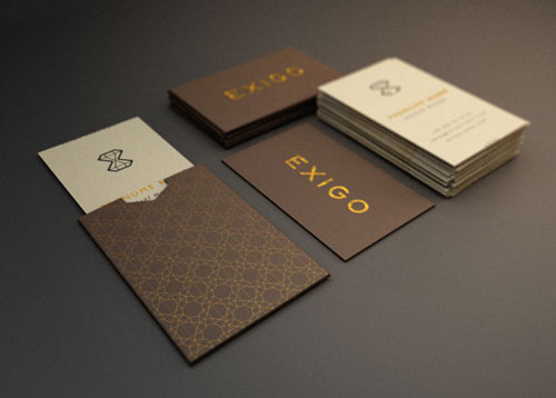 2014 best business card design inspiration 5