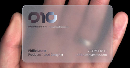 2014 best business card design 17