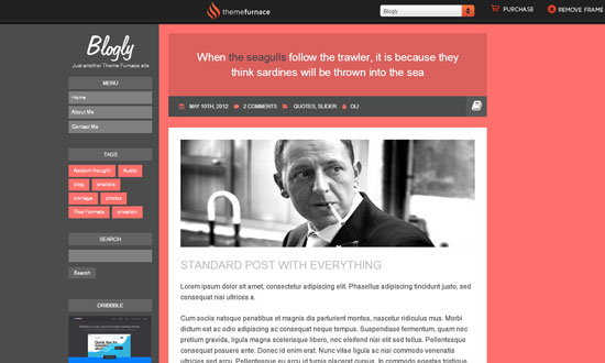 Best free WordPress theme for personal blogs 16